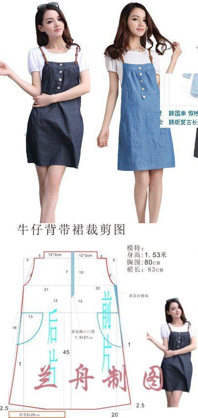 Мастера и умники: Выкройки простые для женской одежды