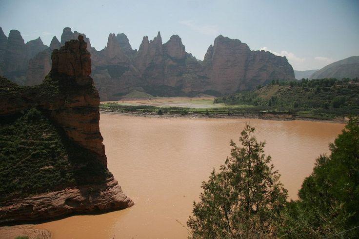 Žltá rieka Žltá rieka