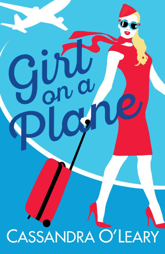 Girl on a Plane by Cassandra O'Leary; Avon Maze