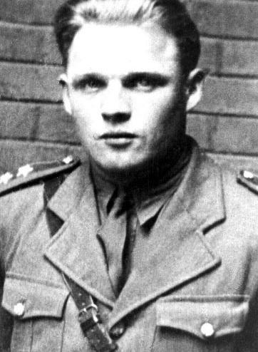 Josef Valčík - died today 72 years ago ... 18th June 1942 remembered and honoured for your bravery.