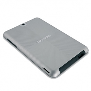 Toshiba Trive Cover Silver