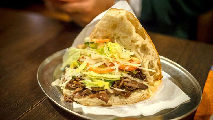 In its 40 years of existence, the döner kebab has become Germany's No.