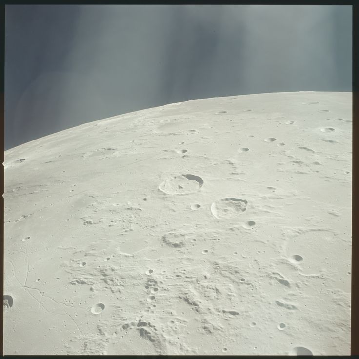Over 8,400 images from NASA's Moon missions are now on Flickr in high resolution | The Verge