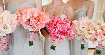 Sweet Pea Wedding Flower Ideas: In Season Now