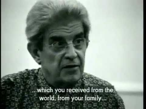 Jacques Lacan parle - Jacques Lacan talks (video with English subtitles)