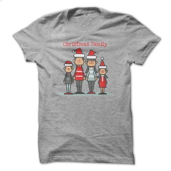 christmas family - #clothing #best sweatshirt. I WANT THIS => https://www.sunfrog.com/Holidays/christmas-family.html?60505