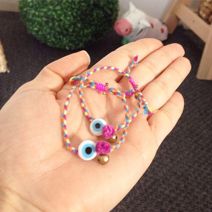 Bracelet for March