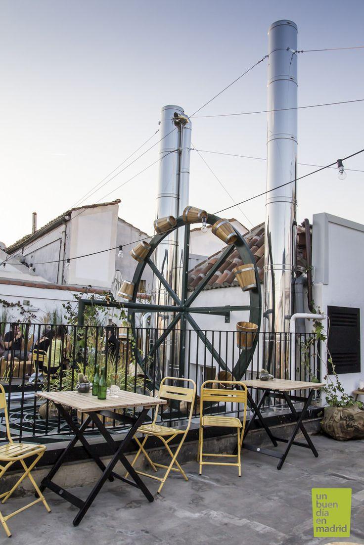 M s de 25 ideas incre bles sobre terrazas en madrid en for Azoteas madrid