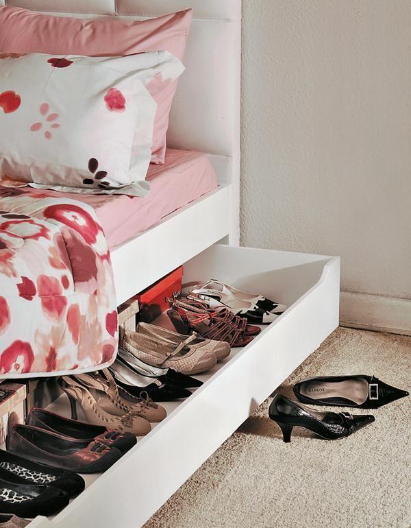 Organização sob a cama: A versatilidade das bicamas e gavetões   Pesquisa de Mercado