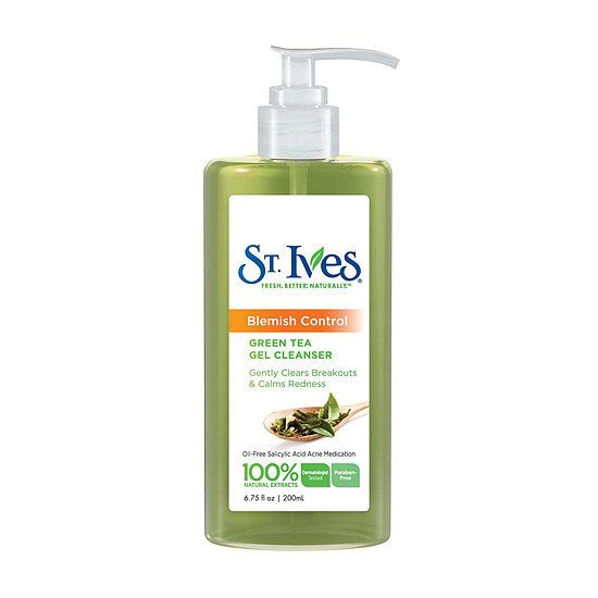 Facial cleanser toner moisturizer scrotal acne