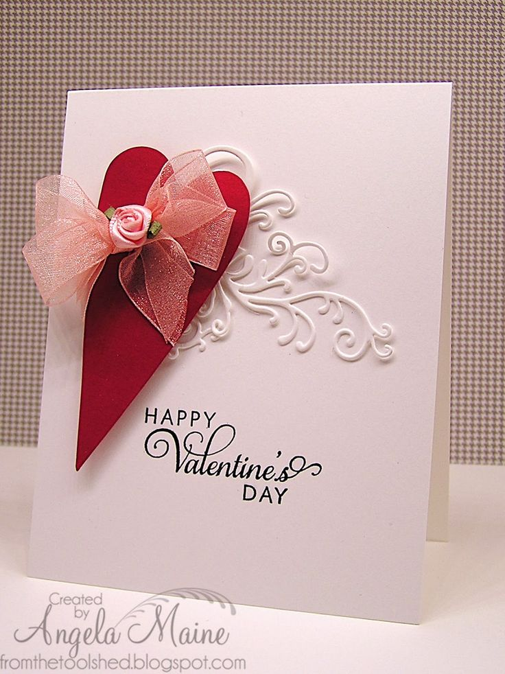 "F4A207 Free 4 All challenge over at Splitcoaststampers  the hostess says "" With a week left before Valentine's Day, let's see your Valentin..."