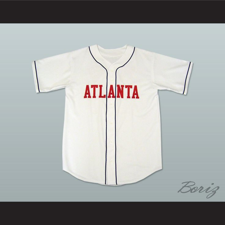 Baseball Jerseys for Sale - Kenny Powers Eastbound and Down Atlanta - Baseball Jersey