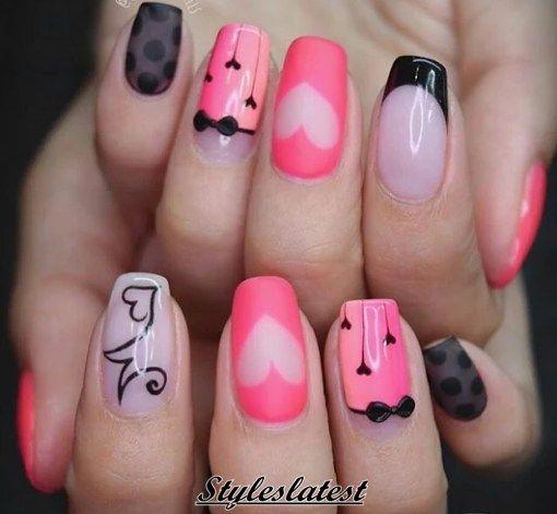 #Nail #Art #Ideas #Weak #2016