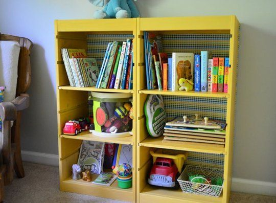 Beyond Toy Storage: 20 Ways to Hack, Tweak, Repurpose & Reimagine IKEA's Trofast   Apartment Therapy