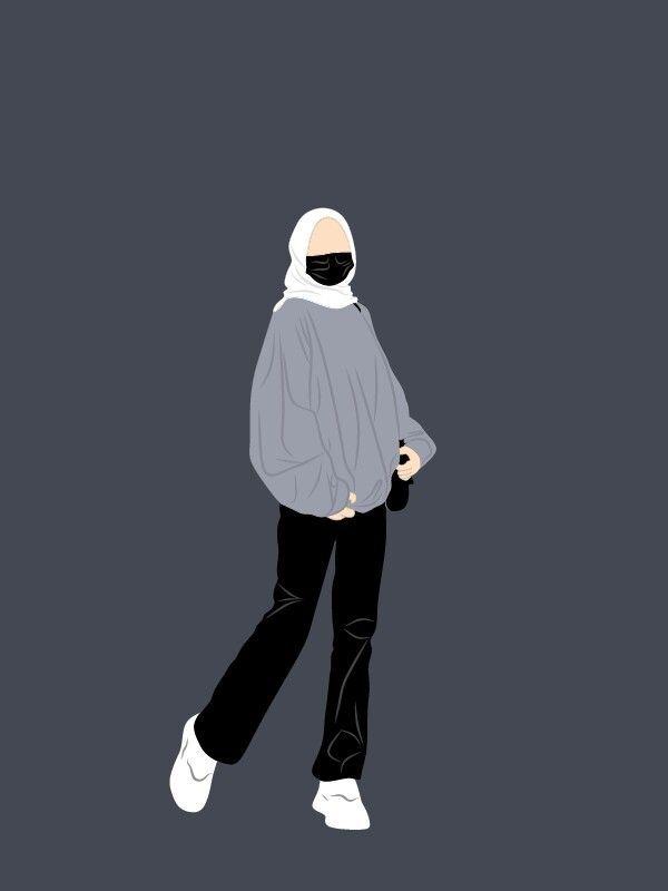 Wallpaper, gambar, foto, profil, wa, lucu, wallpapershit. 20 Hijab Illustration Cocok Untuk Foto Profil Wa Verity Lane Blog In 2021 Desain Karakter Wanita Kartun Hijab Ilustrasi Gadis