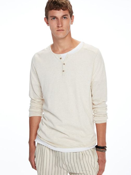 2-in-1 Cashmere Blend Pullover