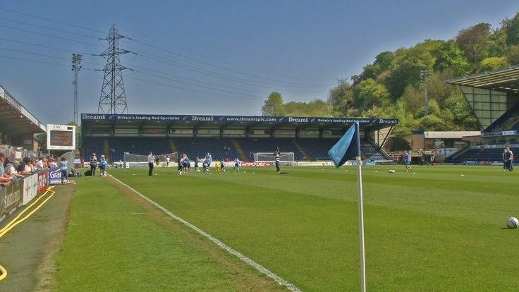 Wycombe Wanderers, Adams Park, 25/04/2011