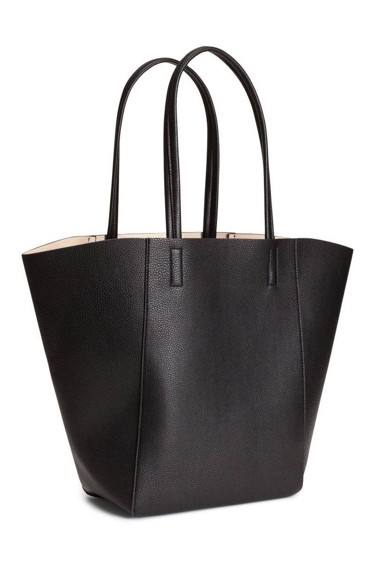 Best Bet: A Staple Bag That Won't Break the Bank. A simple black leather bag that handles everything is a go-to accessory for any look, but it can be hard to find one that's affordable, attractive, and durable.