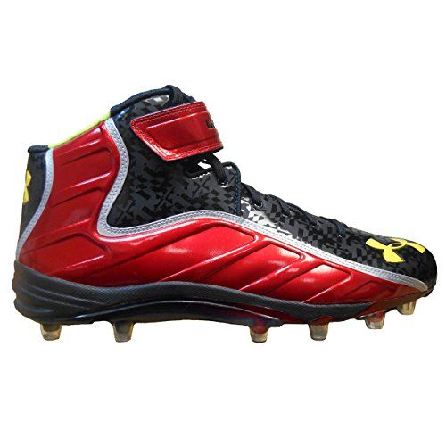 Under Armour Men's Team Fierce Com MC Wide Football Cleat...