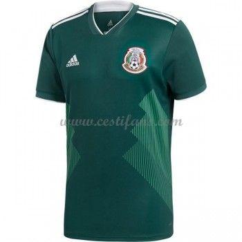 Mexiko Fotbalové Dresy MS 2018 Domáci Dres