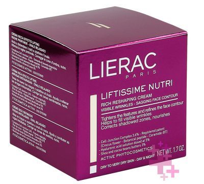 Liftissime Rich Reshaping Cream Day & Night 50 ml