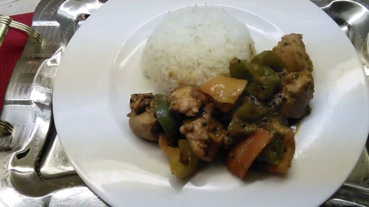 Capsicum Chicken Curry | Bell Pepper Chicken | Shimla Mirch