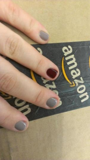 Amazon nails
