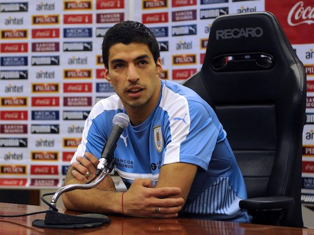 Luis Suarez vows to play more intelligently for Uruguay