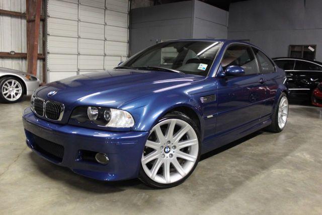 2002 BMW M3 Blue for sale in Baton Rouge, LA 70809 - CarFlippa