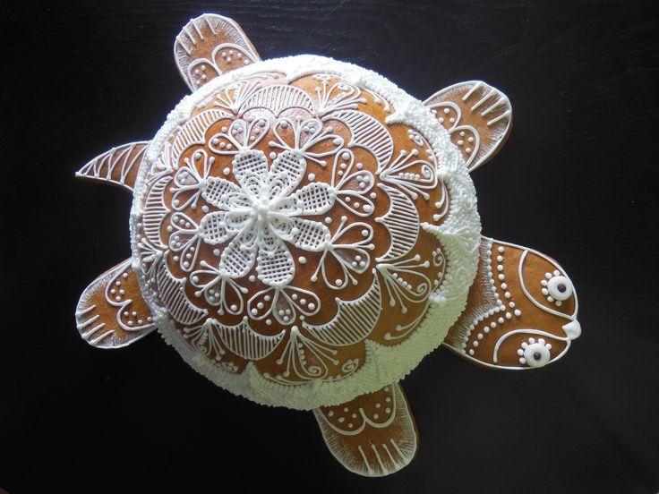 Obří želvička srpen 2015