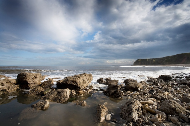 Discover breathtaking coastal views on a walking break in Durham.