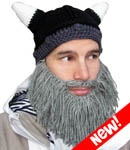 Beardhead.com - Beard Hats, Beanies and Caps with Mustaches