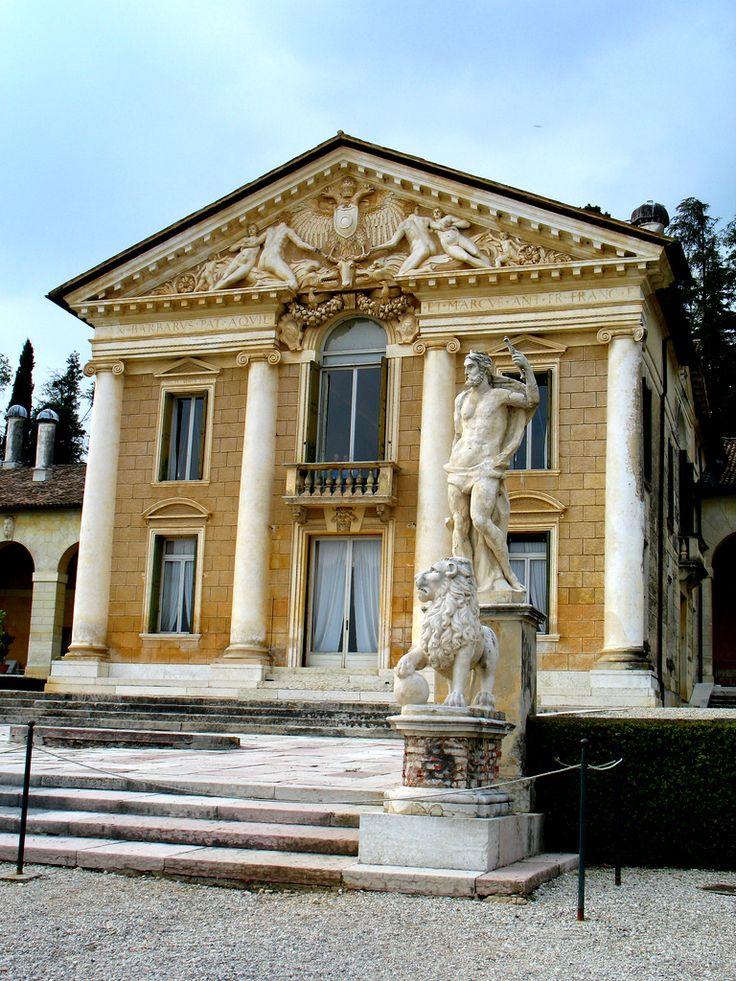 1423 best palladian architecture images on pinterest for Architecture renaissance