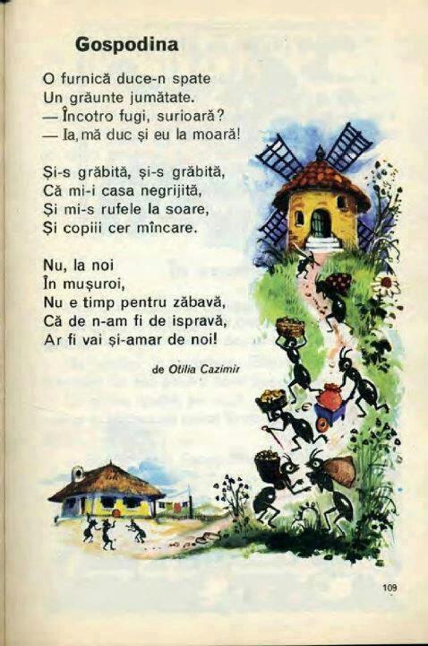 Gospodina, Otilia Cazimir