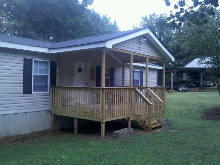 Jerry Miller Contractor Front porch deck, Decks and