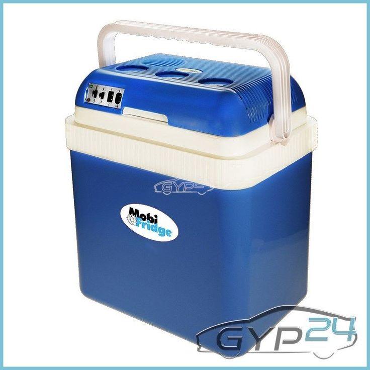 ELEKTRO KÜHLBOX MINI KÜHLSCHRANK THERMOBOX CAMPING-BOX AUTO KFZ 26 L 12V/230V in Haushaltsgeräte, Gefriergeräte & Kühlschränke, Kühlschränke | eBay!