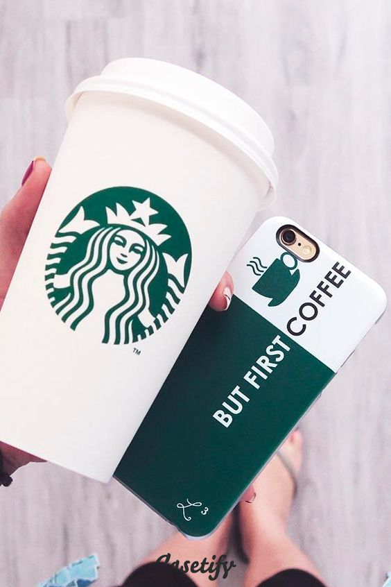 But first, #coffee. Click through to see more iPhone 6 case designs by Love Lunch Liftoff >>> https://www.casetify.com/lovelunchliftoff/collection | @casetify