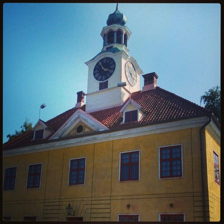The Old Rauma is the Unesco World Heritage Site. That is easy to believe by seeing these 600 very old wooden houses. Rauma, Finland