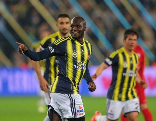 #Champions #Fenerbahce #7 Moussa Sow