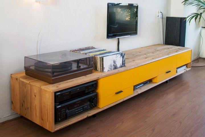 audio video meubel sloophout