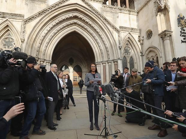 If you think the High Court is interfering in democracy, then you don't understand how Britain works | The Independent