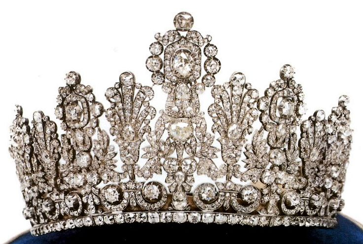 The Luxembourg Empire Tiara....swoon!