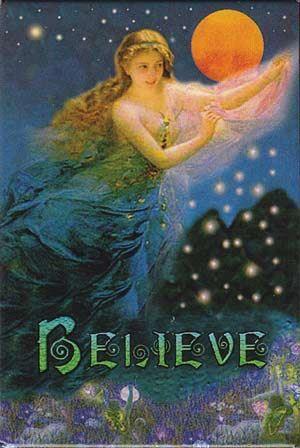 ❥ Believe