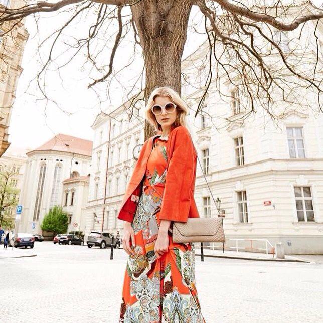 #STORY 6/2015  #LUSHA #pochette #brown #style #styling #outfit #accessories #fashion #magazine  Photographer: Benedikt Renč Styling: Filip Vaněk