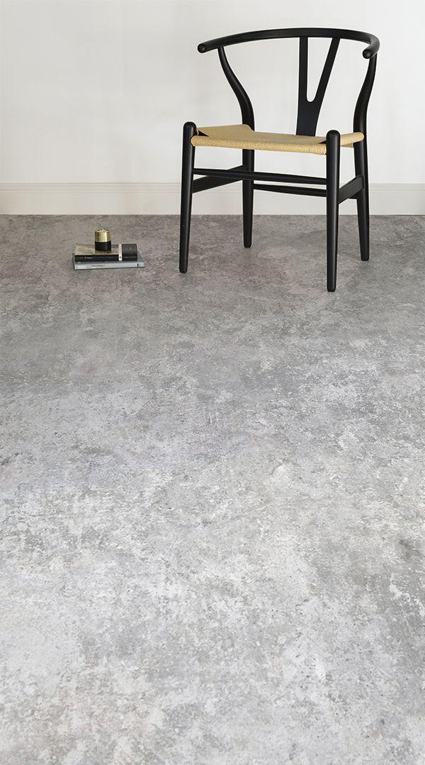 Cement in 2020 Vinyl flooring, Vinyl flooring kitchen