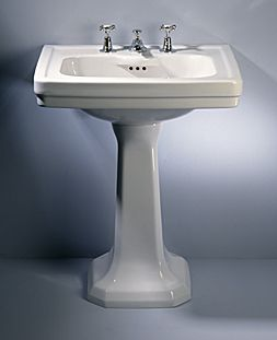 Aston Matthews- Carlton basin & pedestal