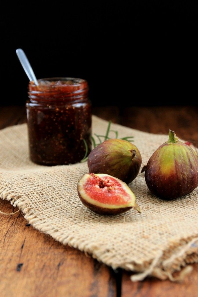 This fig jam only involves four ingredients, can be made in a couple of hours and is great with whipped cream and scones. Bonus: a letter to my mum.