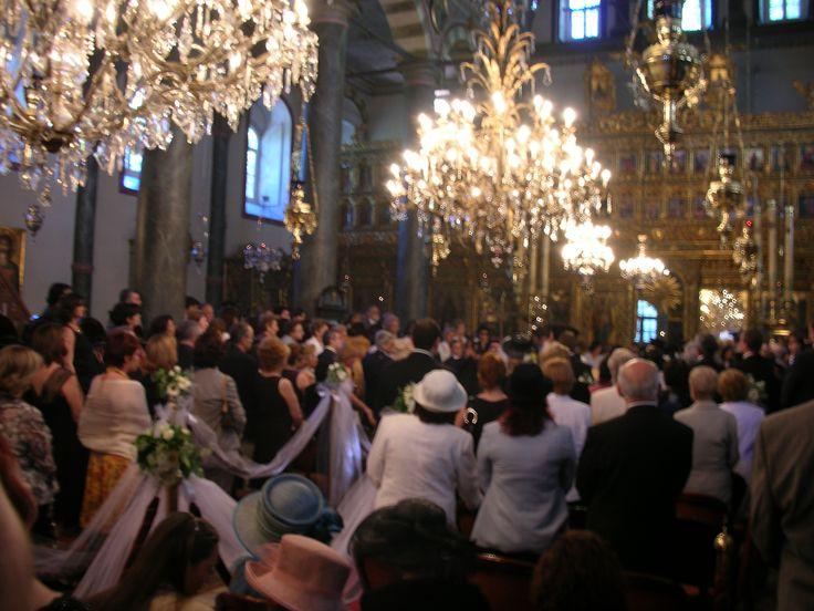 photo by @Anastasia Ashman #istanbul #weddings (this one at the Greek Orthodox Patriarchane)