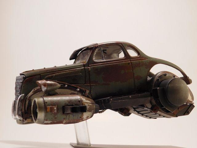 2037 Rat Rod? - On The Workbench - Model Cars Magazine Forum