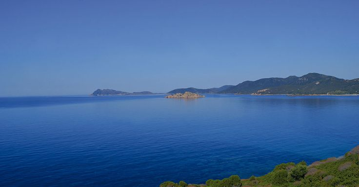 The Cape Teulada is the southernmost point of Sardinia. Only 180km fromTunisia